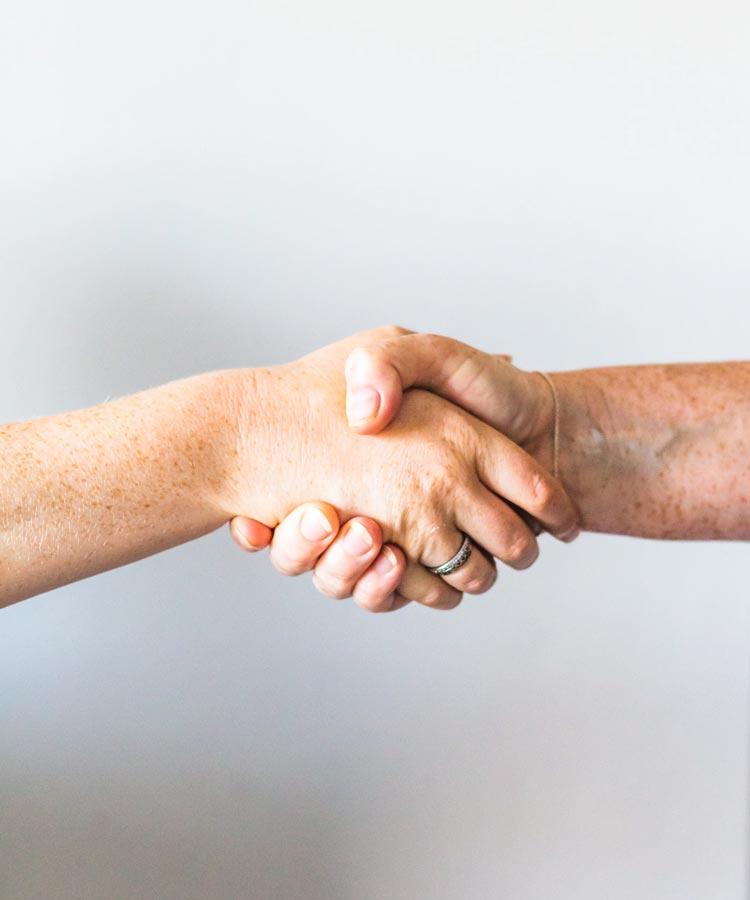 Geven om te Delen - Hulppartner worden